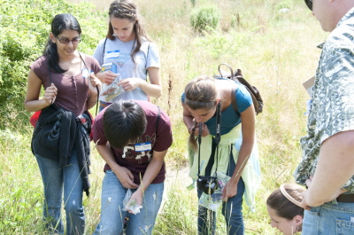 Worcester Student Plant and Wildlife Survey